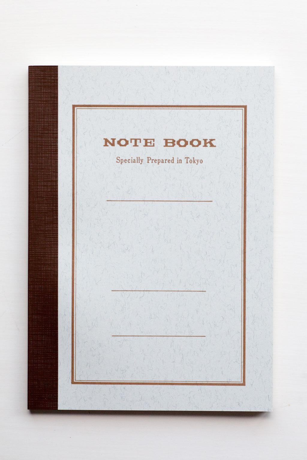 Notebook 7mm Ruled - 60 pages