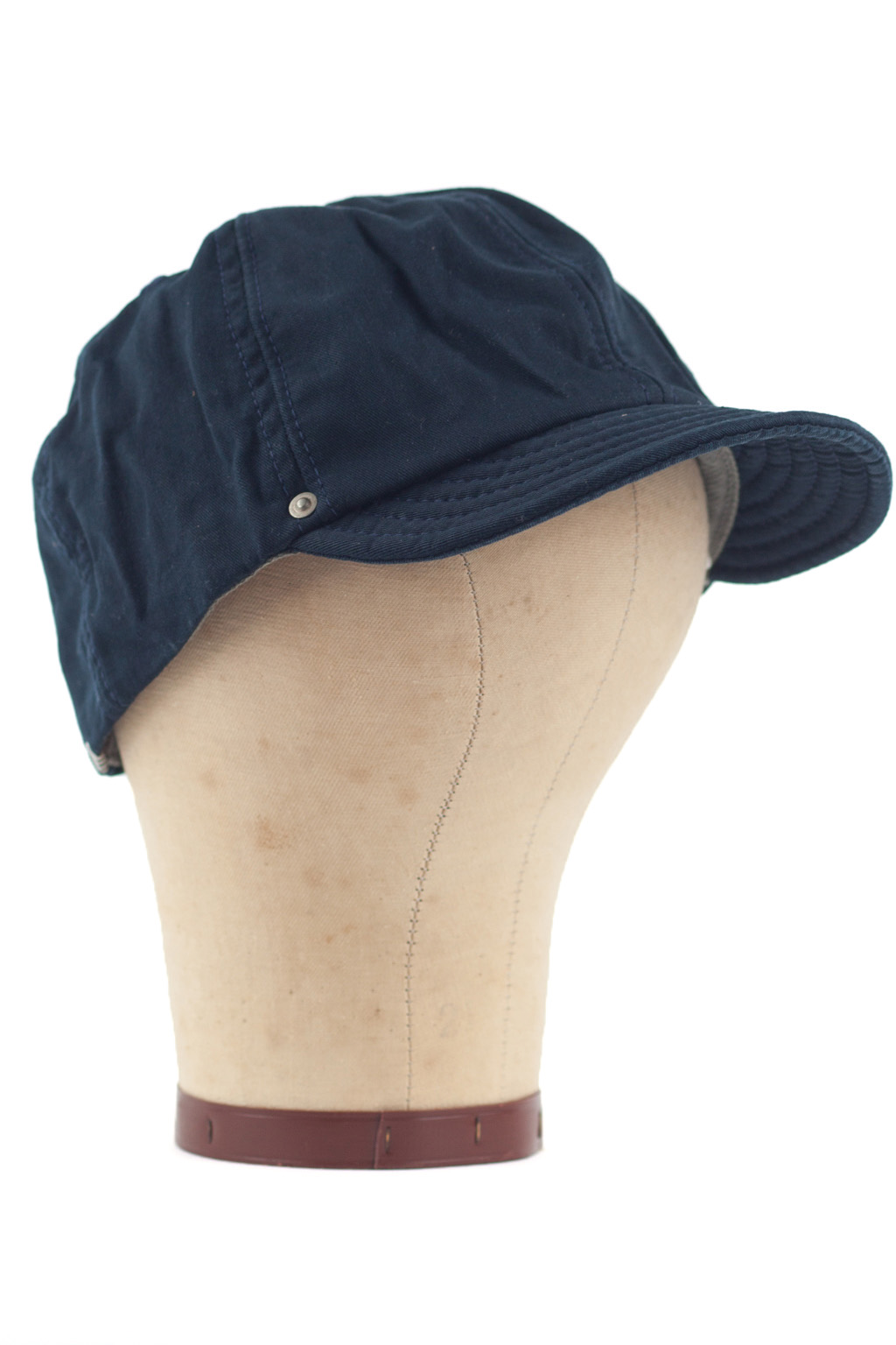 BBS x Decho Collaboration - Chino Ball Cap - Navy