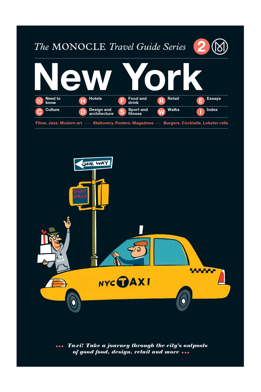 The Monocle Travel Guide Series - New York