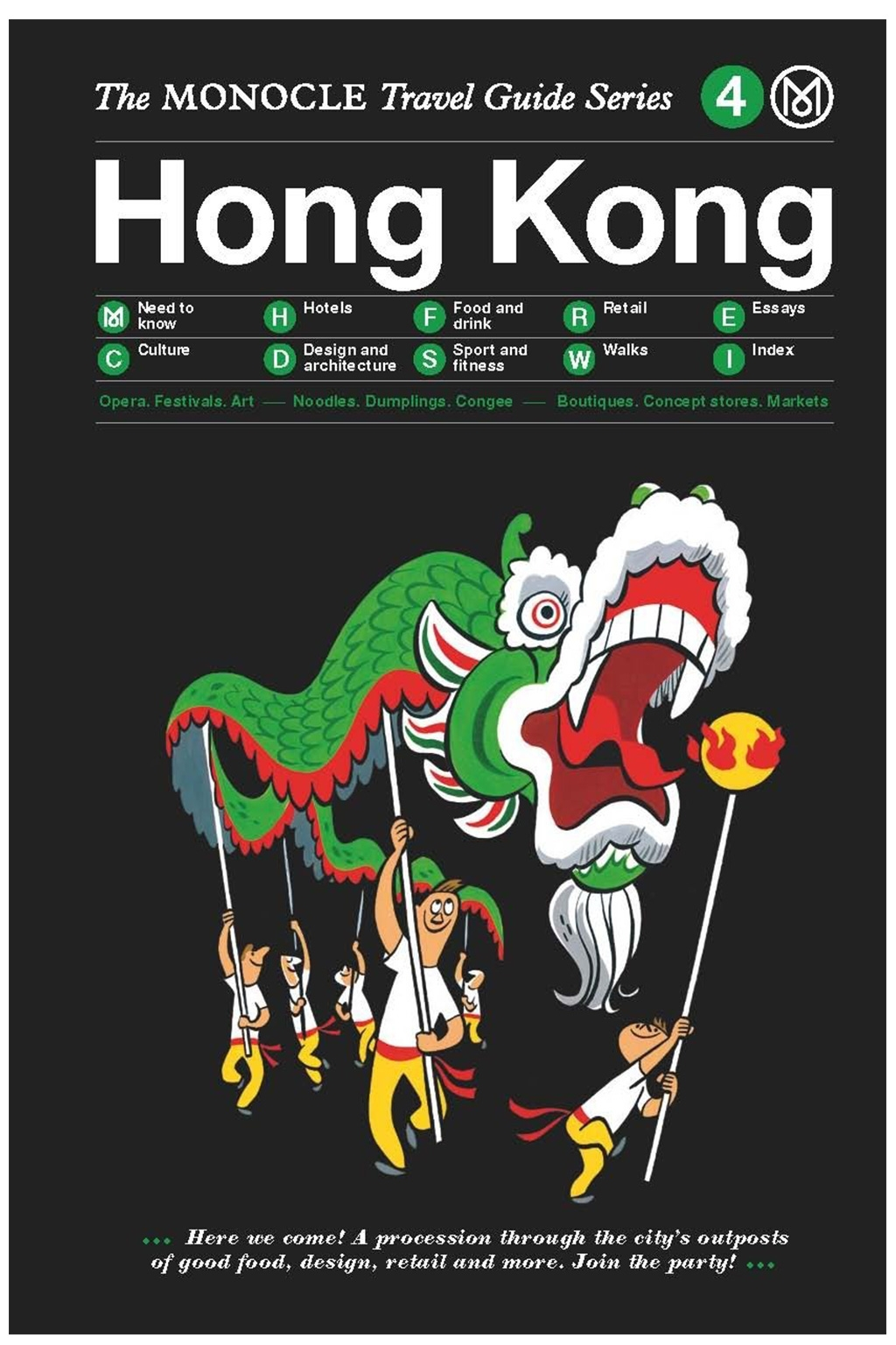 Monocle Travel Guide-Hong Kong