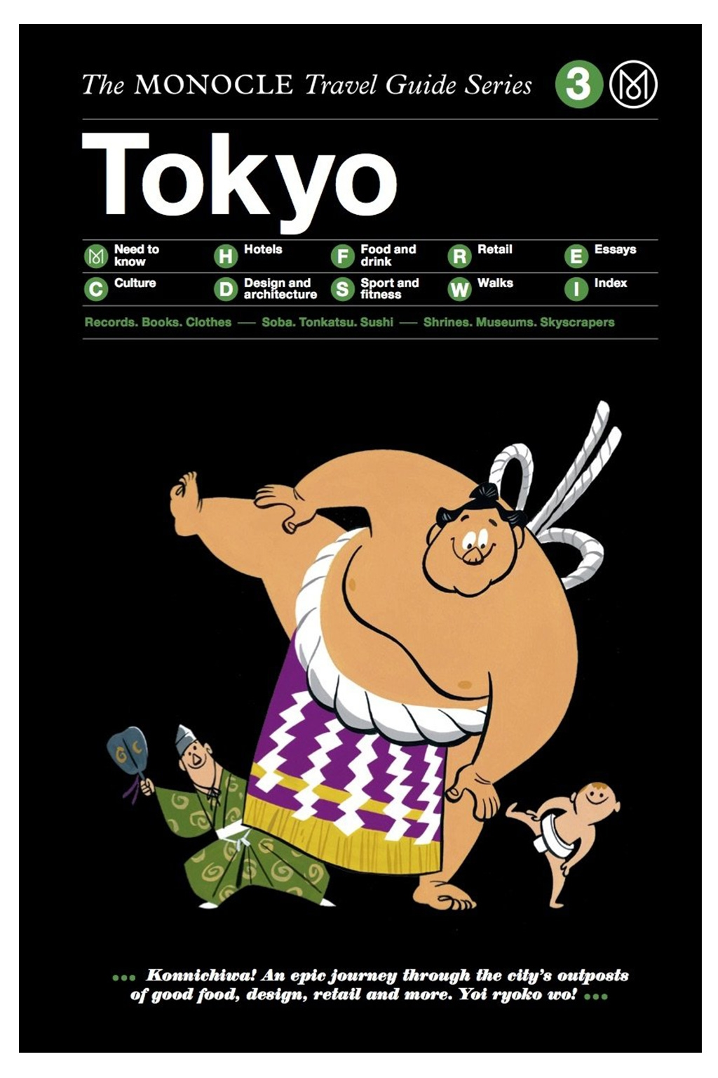 Monocle Travel Guide-Tokyo