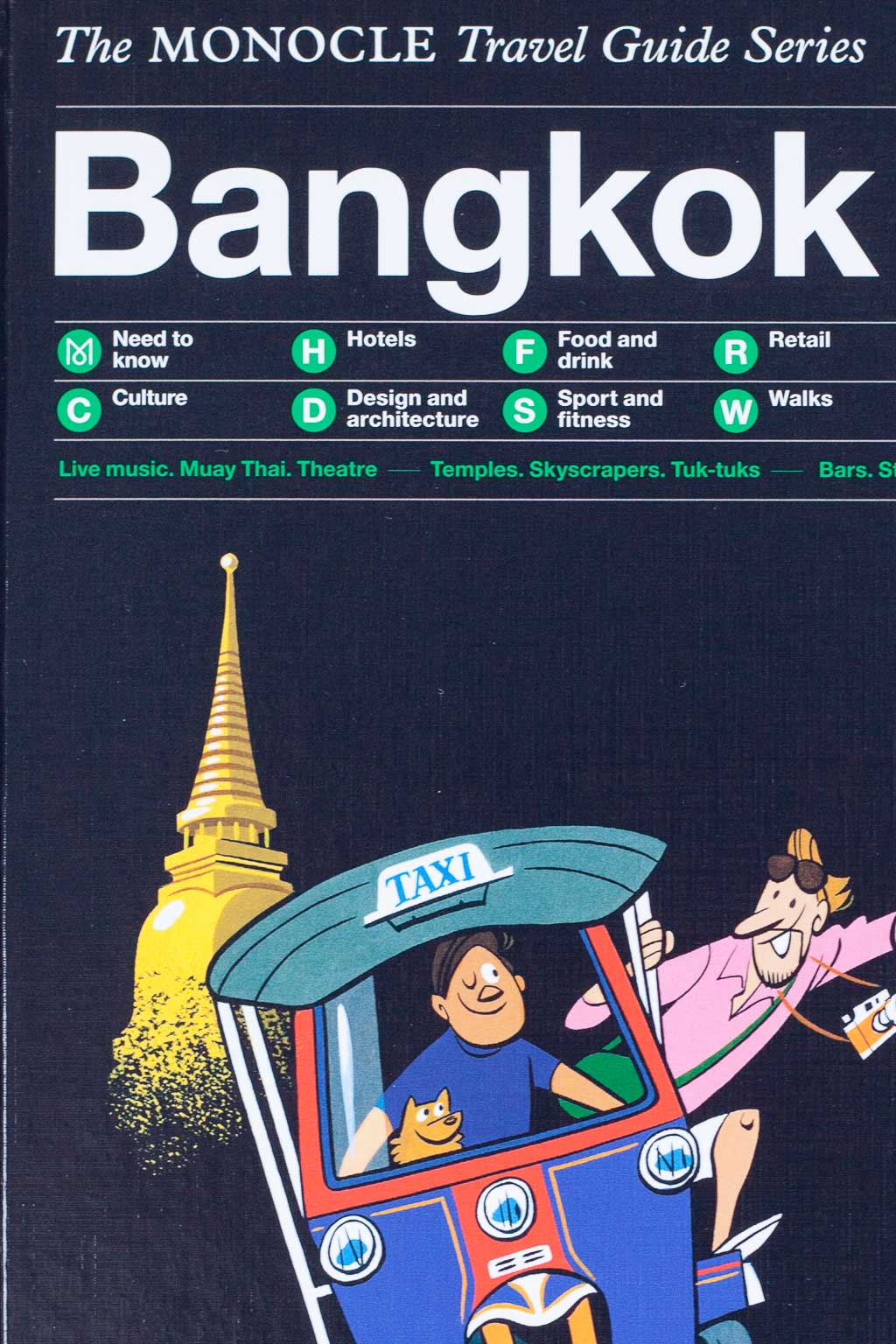 The Monocle Travel Guide Series - Bangkok