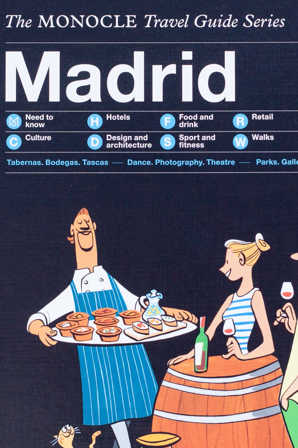 The Monocle Travel Guide Series - Madrid