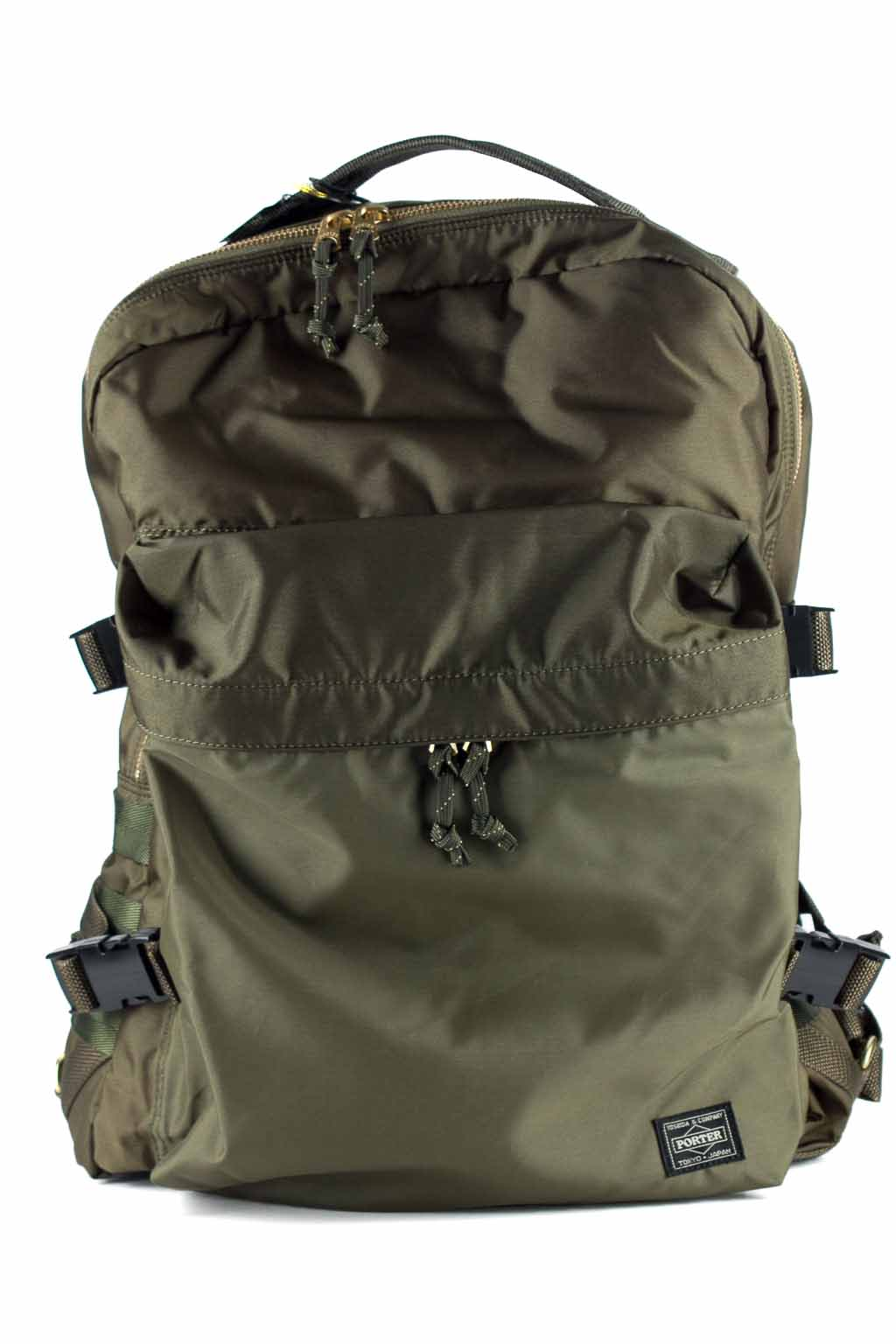 Porter Force - Day Pack - Olive drab