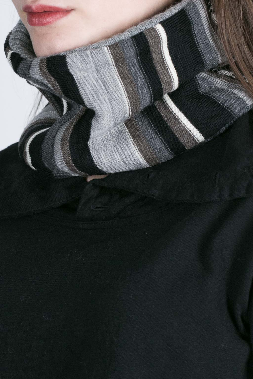 Neckwarmer - Grey