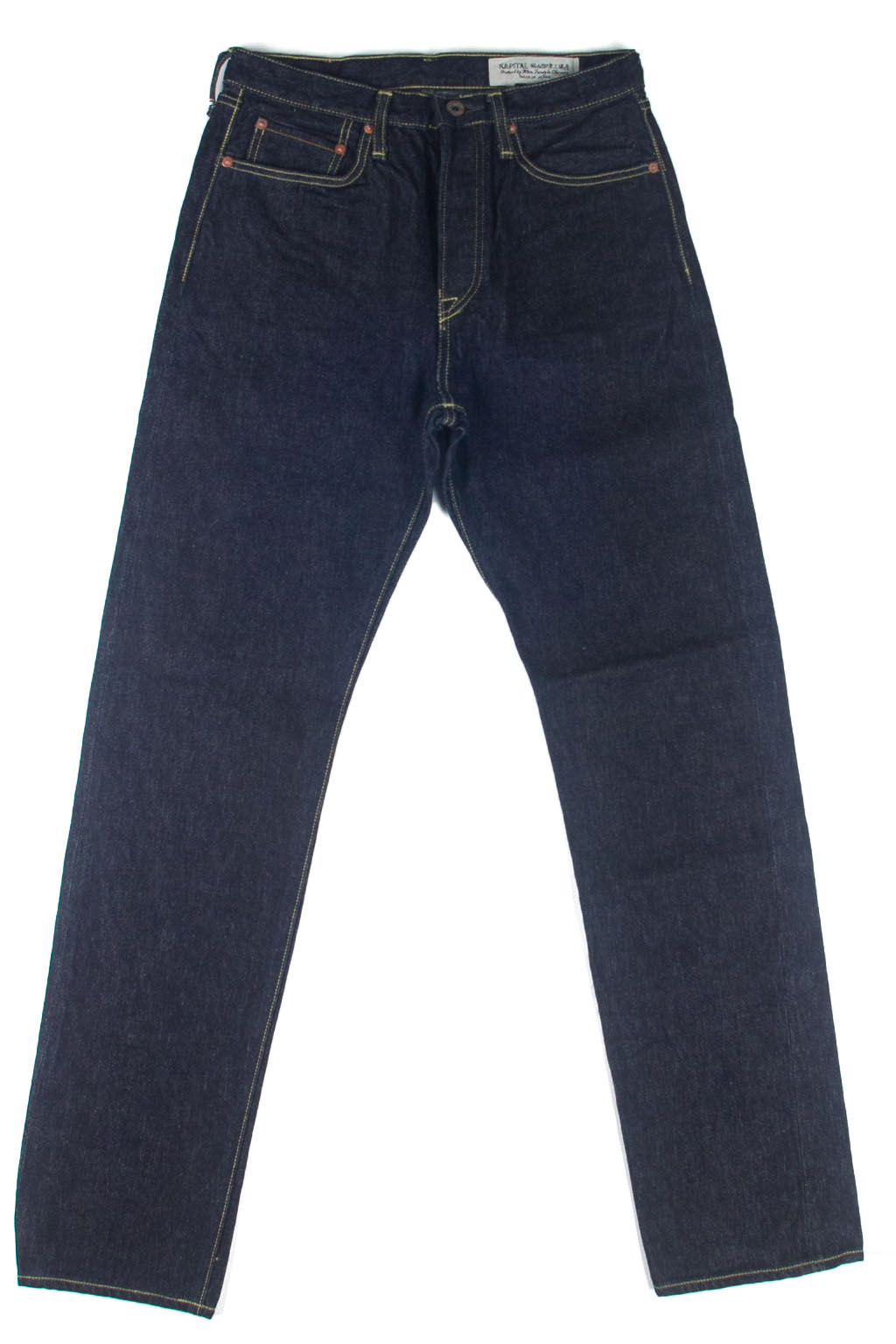 14oz Denim 5P Monkey Cisco - One Wash