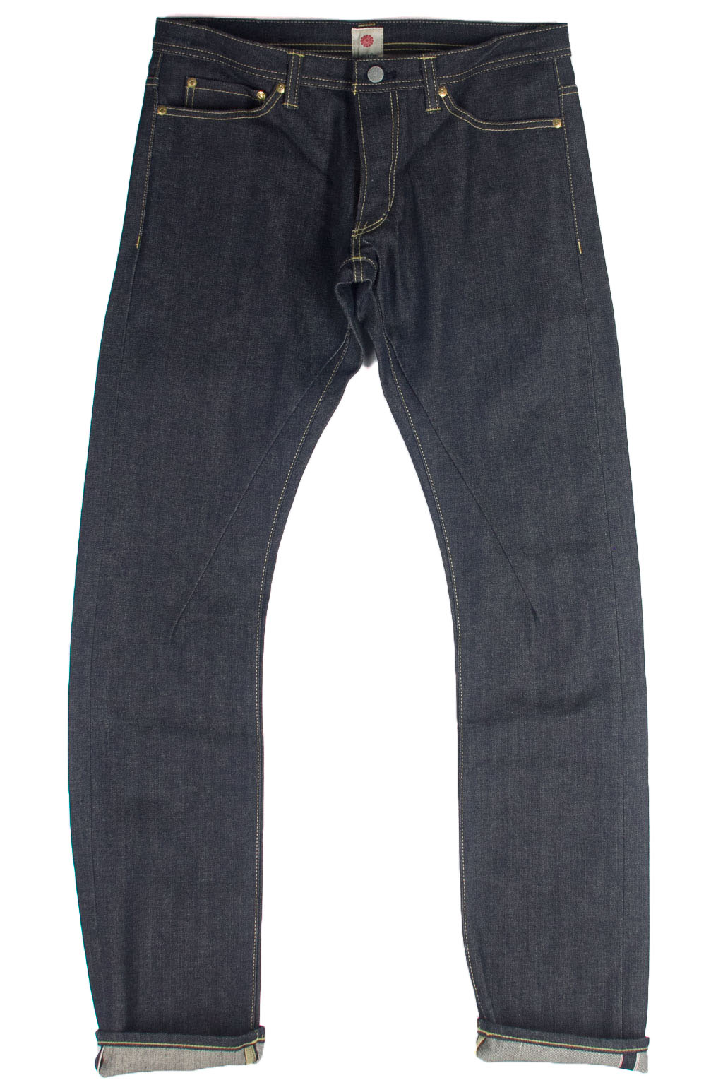008 Low Rise Slim Fit Indigo Jeans