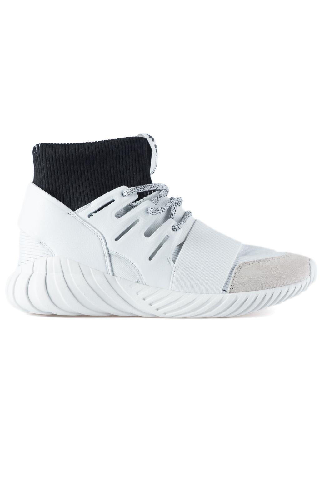 hot sale online bbecf 8ba7c Adidas Tubular Doom - Yin Yang Pack White
