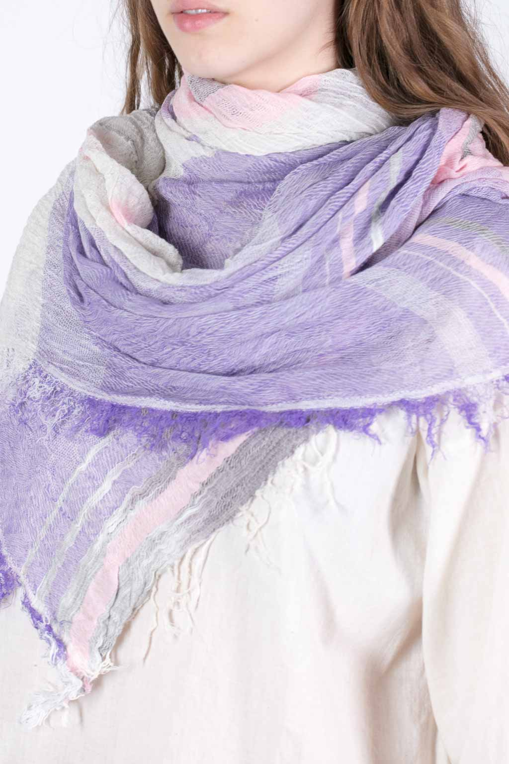 Cotton Scarf - Large
