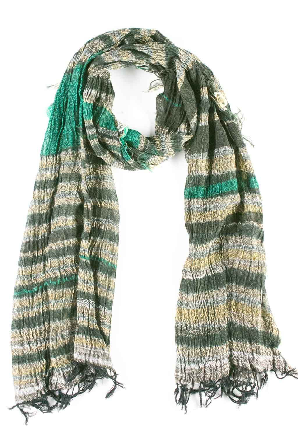Tamaki Niime Cotton Scarf - Medium