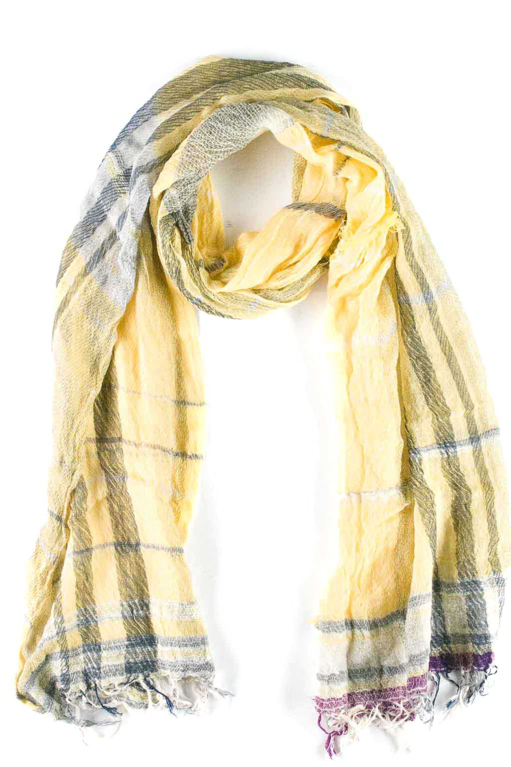 Cotton Scarf - Medium