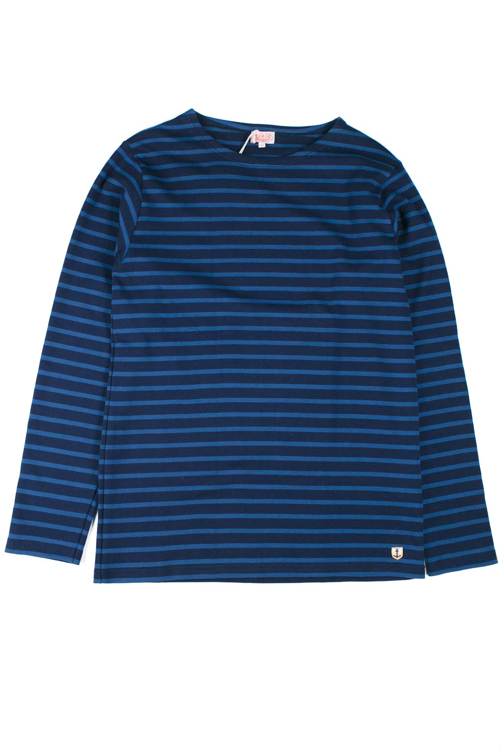 Heritage Breton Shirt - Seal/ Royal