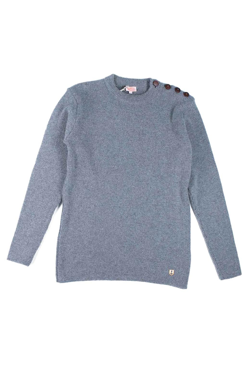 Heritage Sailor Sweater - Slate