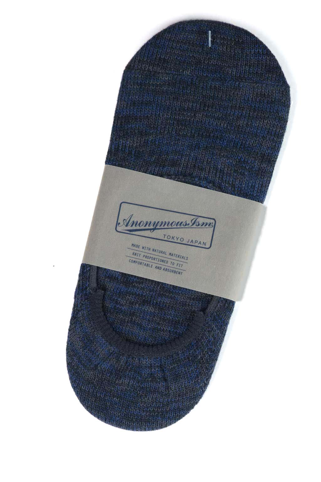 No-show Sock - Navy