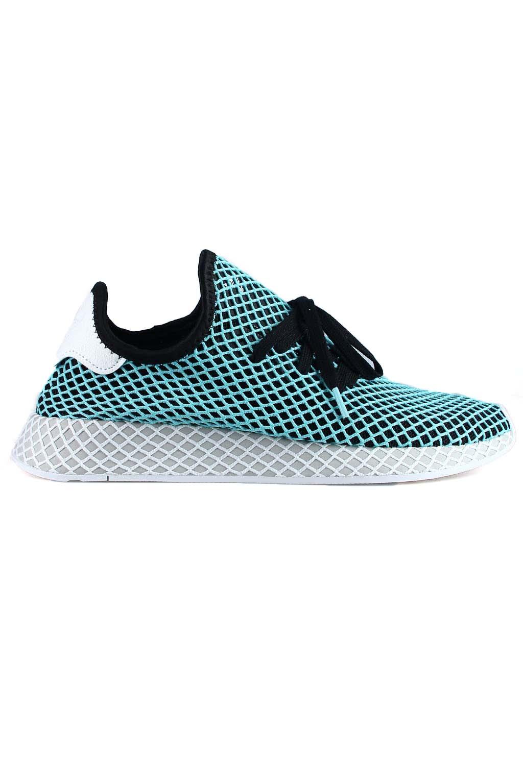 competitive price c9fd3 1d003 Adidas Deerupt Runner Parley - Black CQ2623