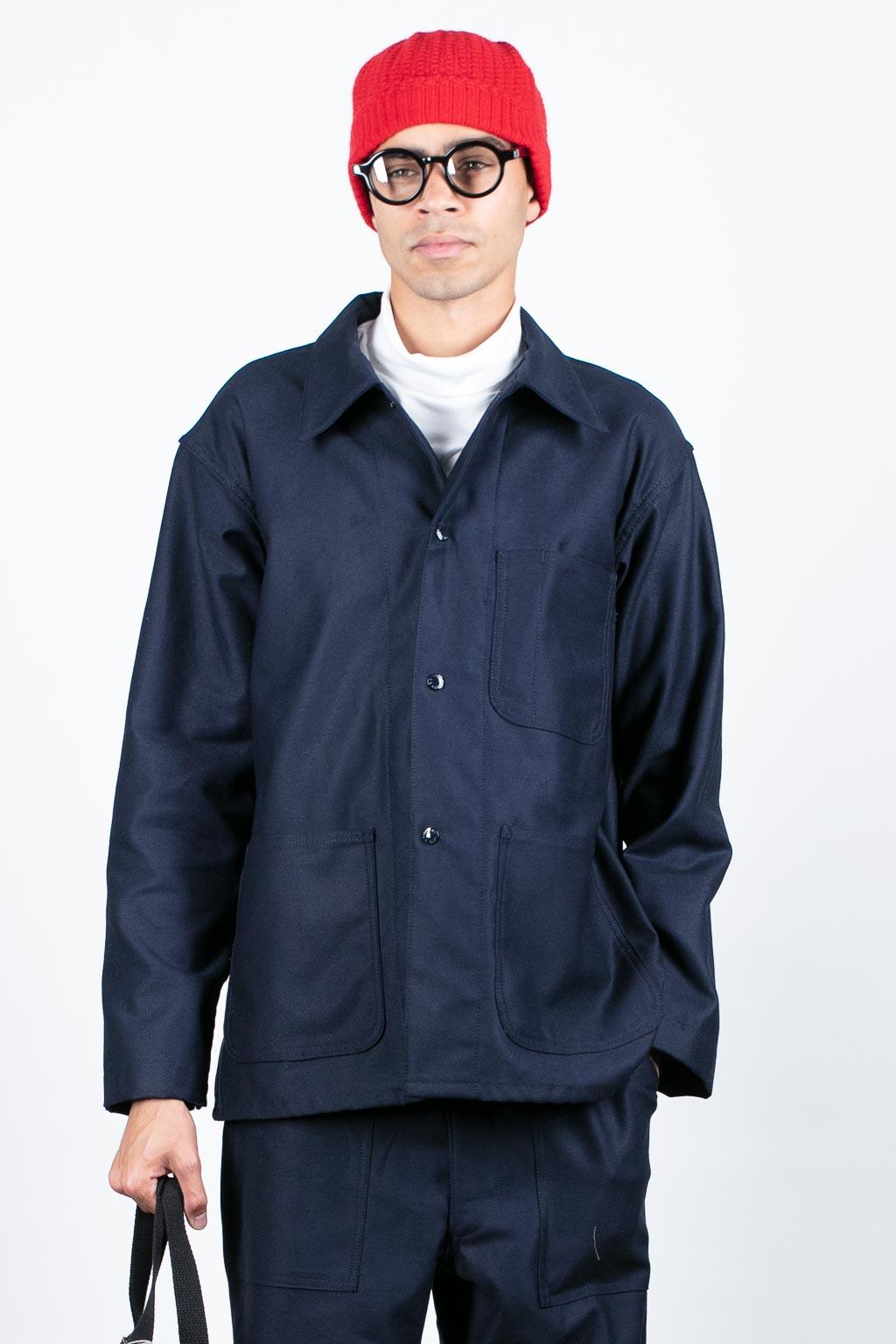 Bluebuttonshop Eg Workaday Eg Workaday Utility Jacket