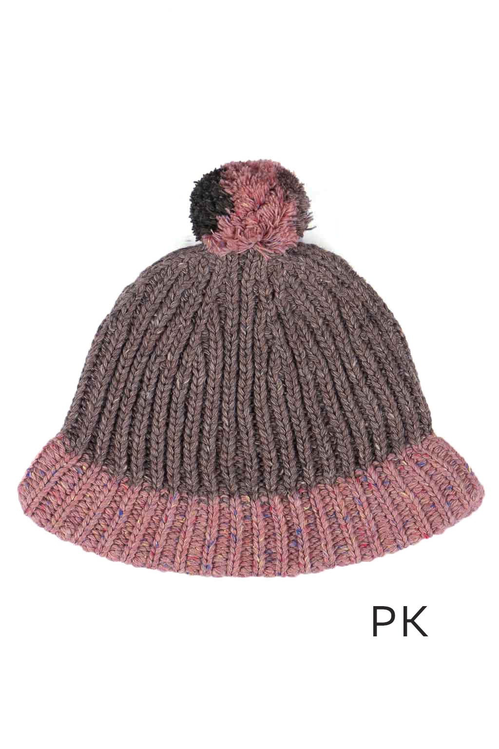 Kapital 3G Wool 2TONES Ski Cap - 3 Colour Choices