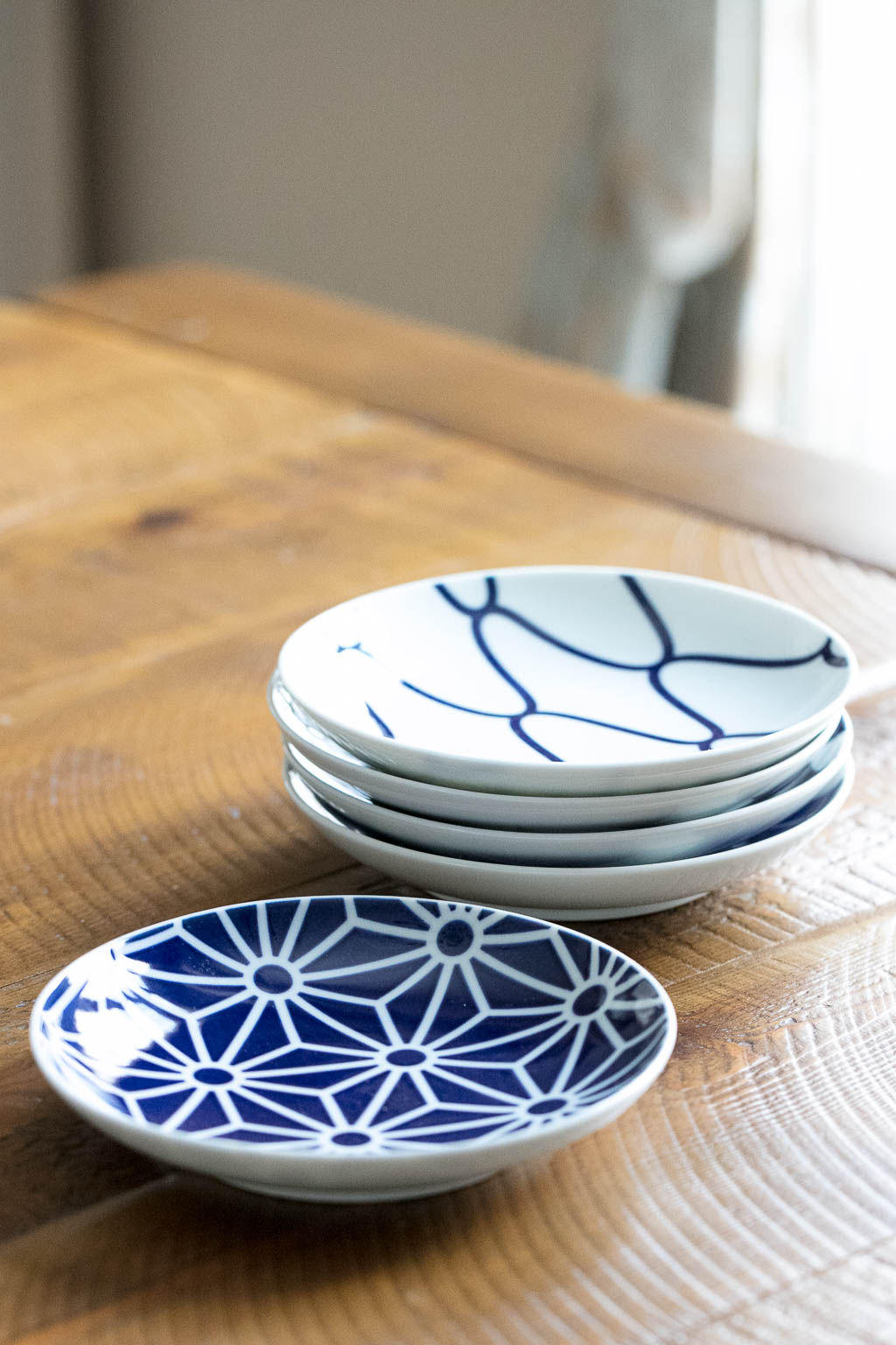 Kihara Porcelain Komon - Wave