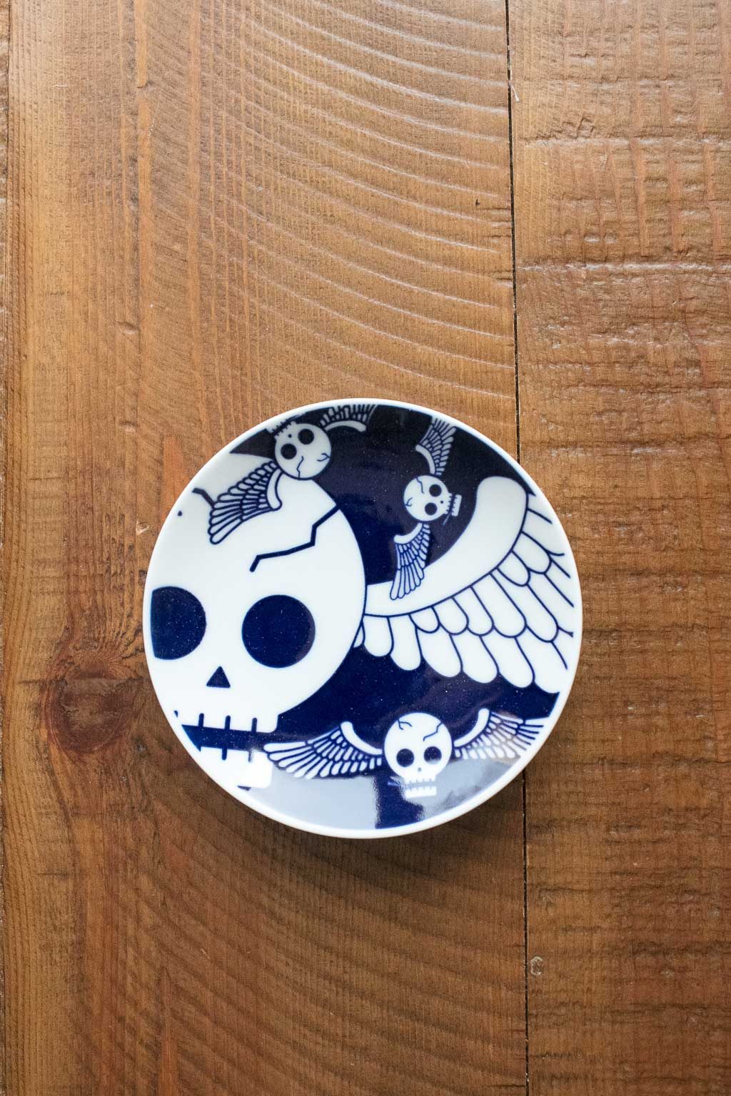 Kihara Porcelain Rock Small Plate - Angel