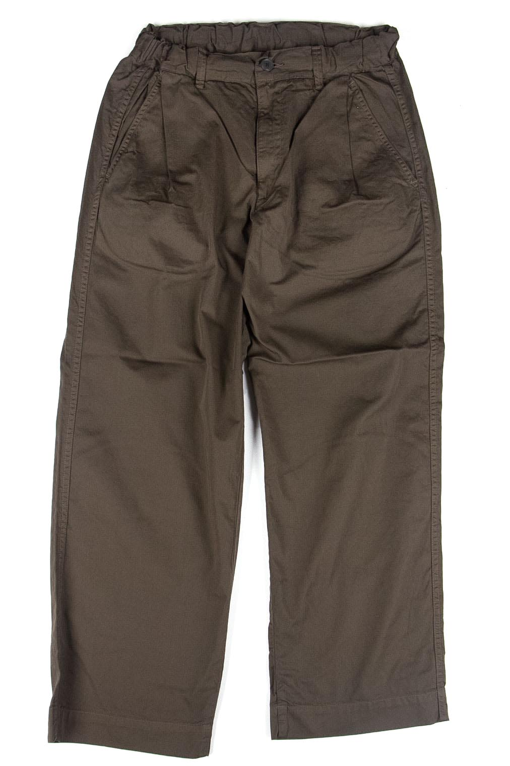 Manual Alphabet OD Long Pant - Khaki