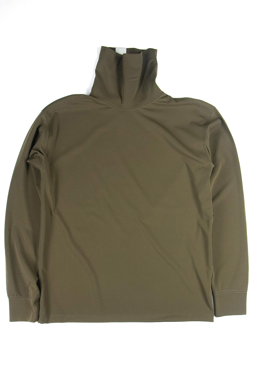 N. Hoolywood 192--CS16-031 Turtleneck - Khaki