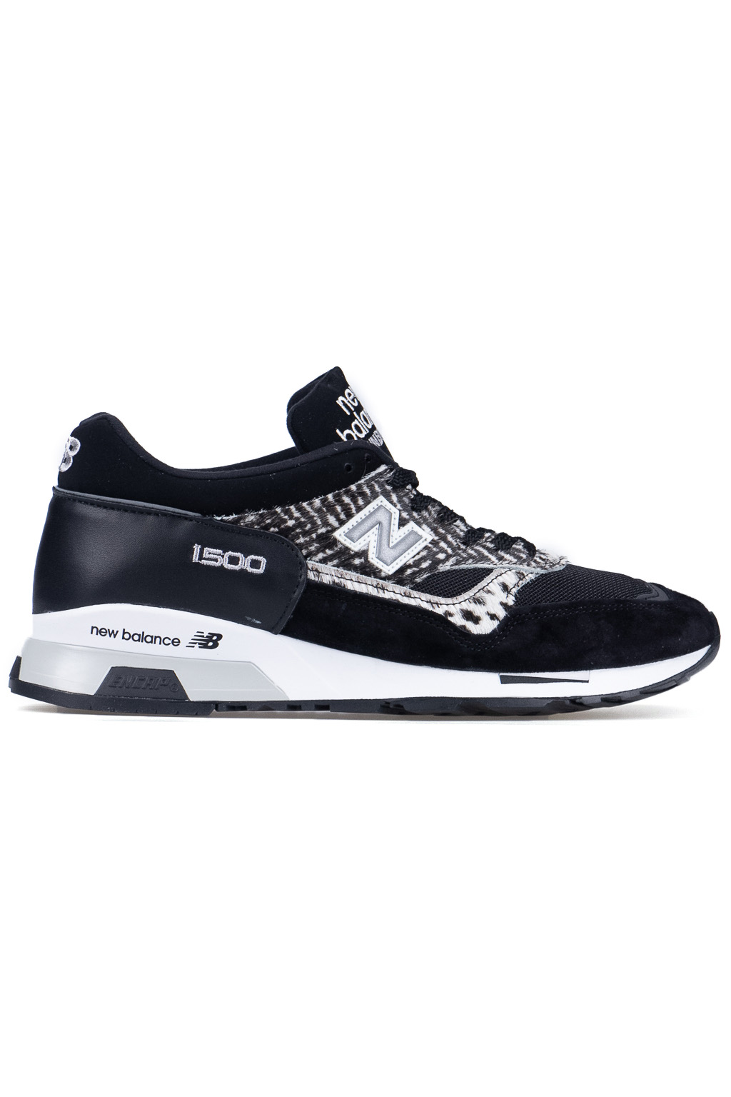 New Balance M1500ZDK - Black - Made in UK